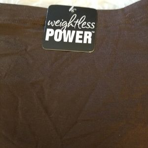 Flexees Intimates & Sleepwear - Flexees Shapewear Brown Lightweight Everyday